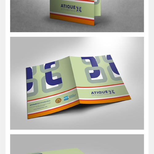 Help Atique Orthodontics with a new stationery