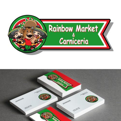 rainbow market and carniceria