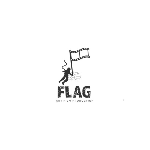 FLAG  Art Film Production - Logo