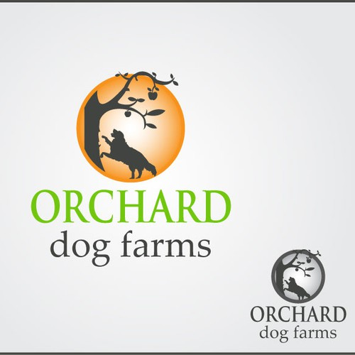 Orchard Dog Farms needs a new logo