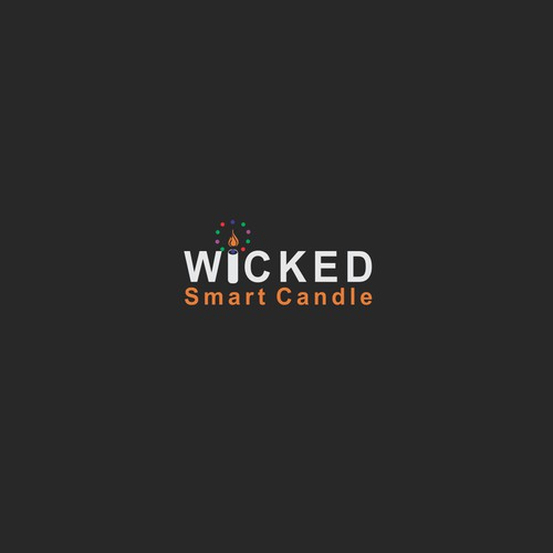 Wicked Smart Candle