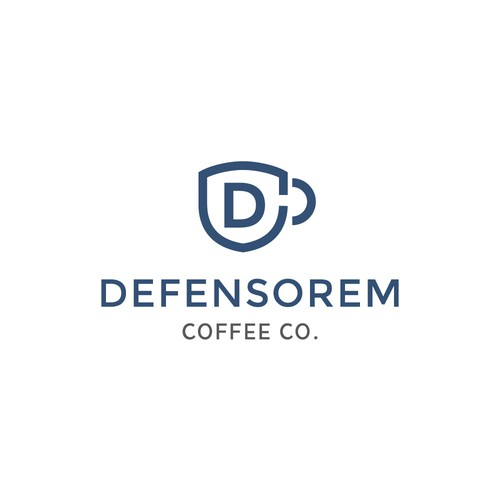 Simple logo for Coffee Shop