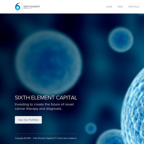 Sixth Element Web Design