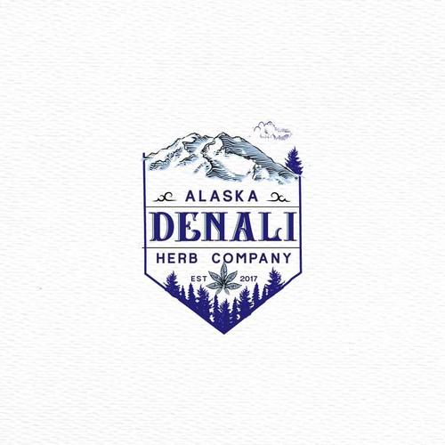 Logo for a marijuana cultivation company