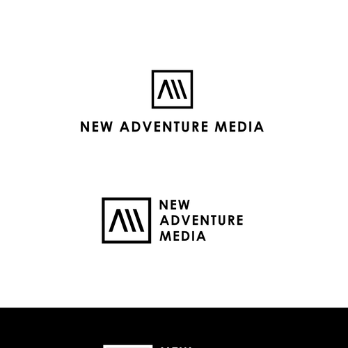 New logo for New Adventure Media