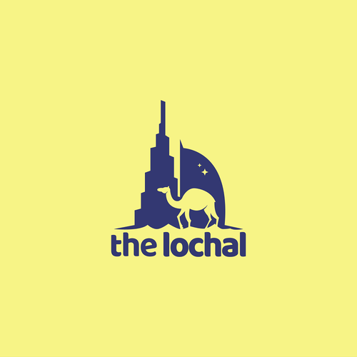 "Logo design for ""the lochal"""