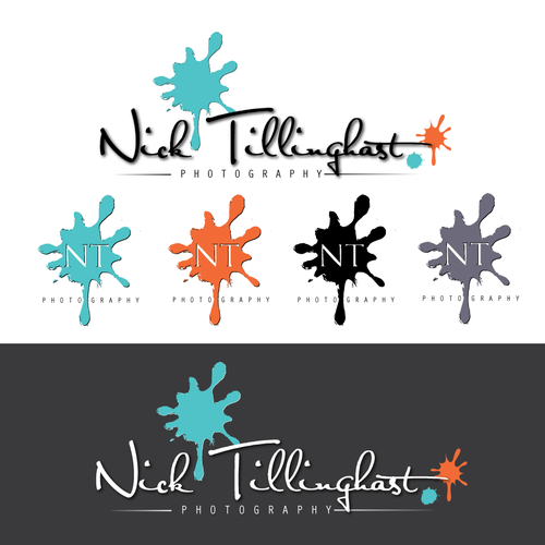 Logo Design for Nick tillinghast