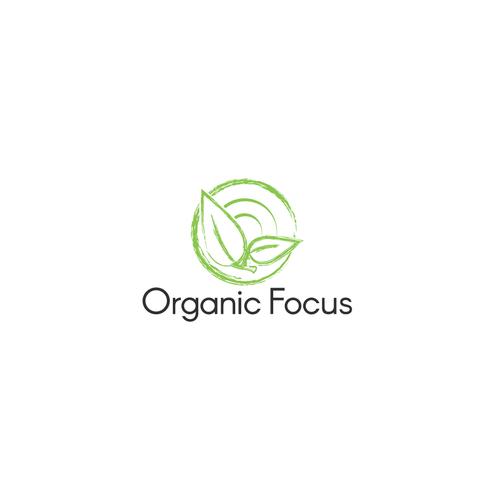 Organic Focus Logo Contest QR