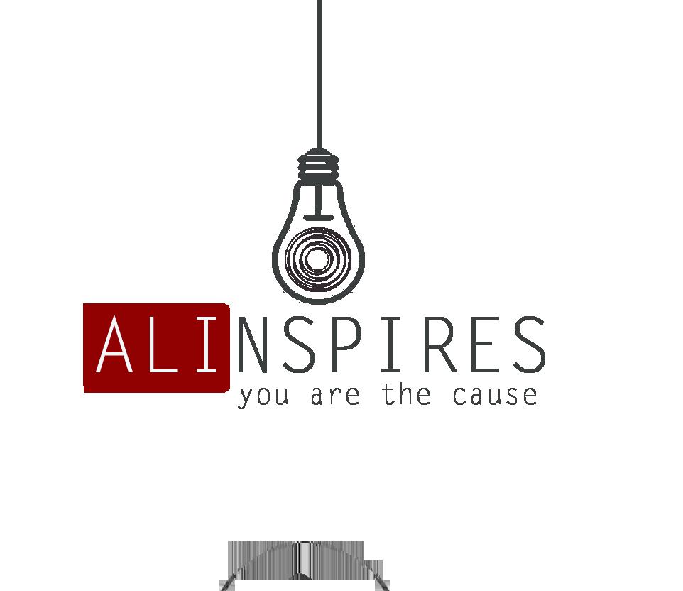 Logo for Personal Development Ali Inspires