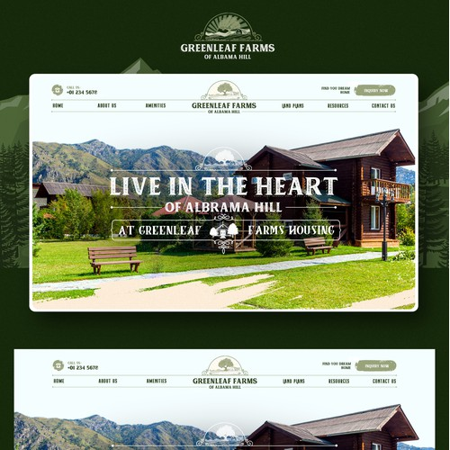 Custom WordPress Website Design for Outdoor Renting Company