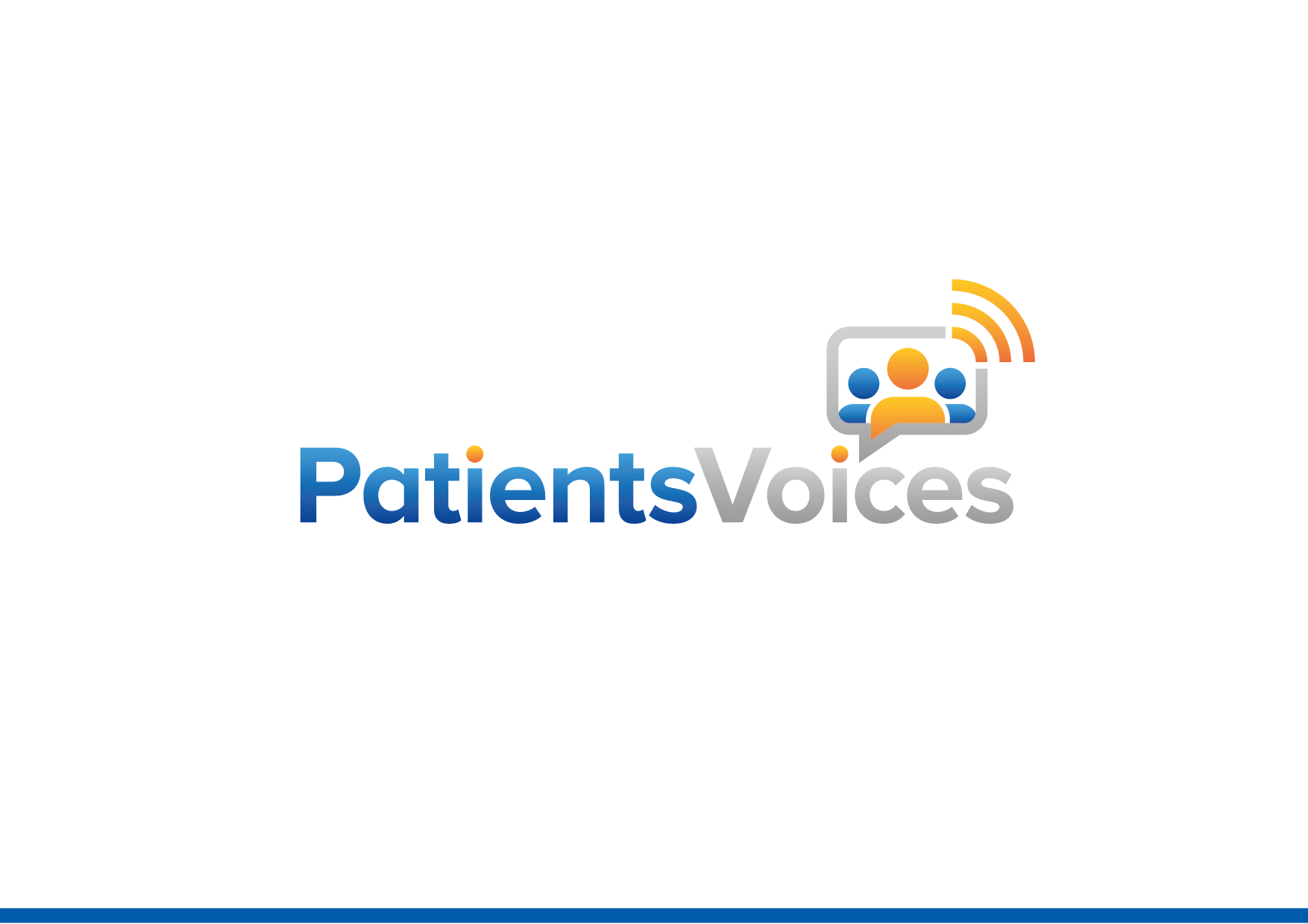 Help PatientsVoices with a new logo