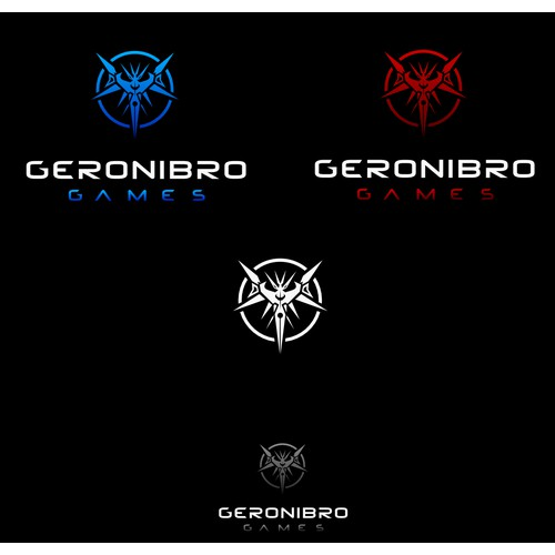 Geronibro Games Logo