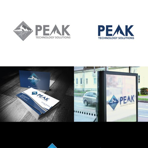 New logo wanted for Peak Technology Solutions