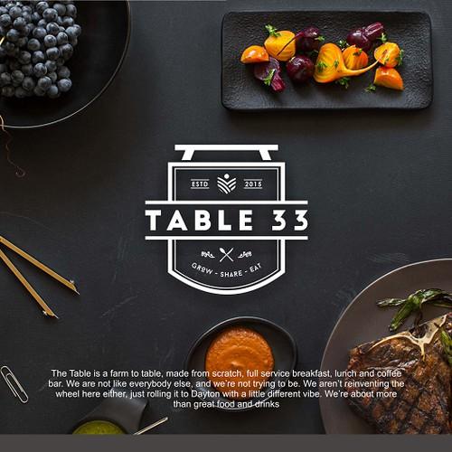 Restaurant Logo / Brand Design