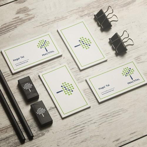 Brand Identity Pack & Logo Customization For PRACTITAL