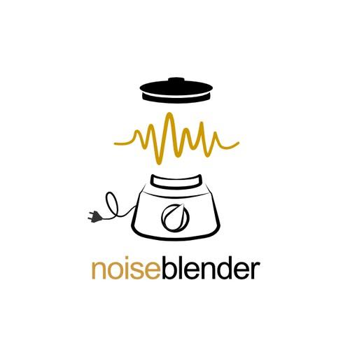 Logo for sound design studio