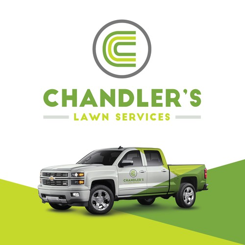 Concept for an experienced lawn service co.