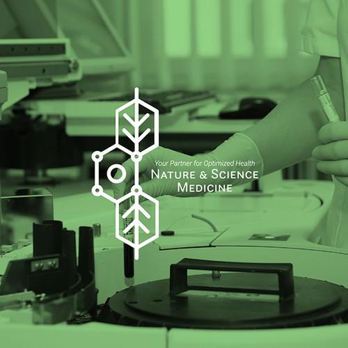 Logo concept for Nature Medicine Clinic