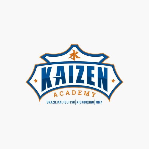 Bold logo concept for Kaizen