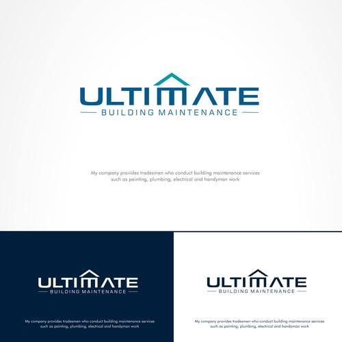 UBM Logo clean cocncept and gestalt