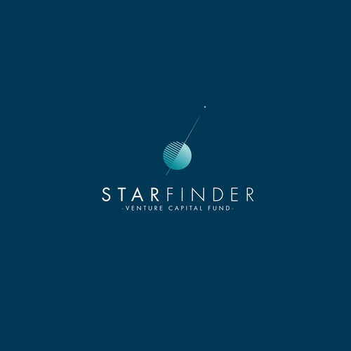 "Logo for ""StarFinder""."