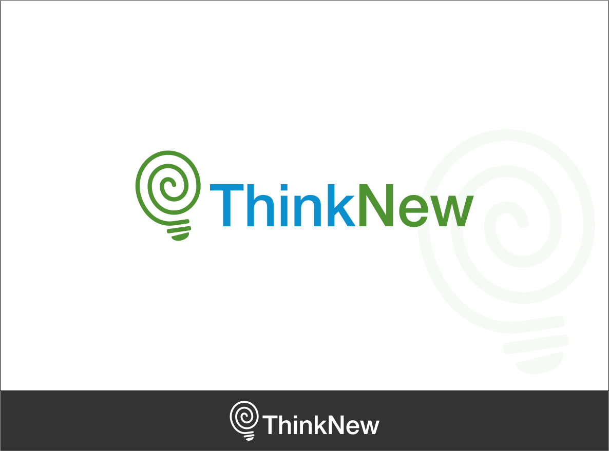Help Think New with a new logo