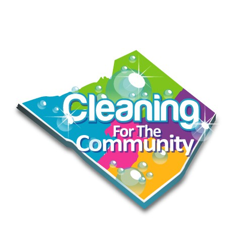 Cleaning for the Community needs logo for business cards, letter head and press releases to represent what we do help those who