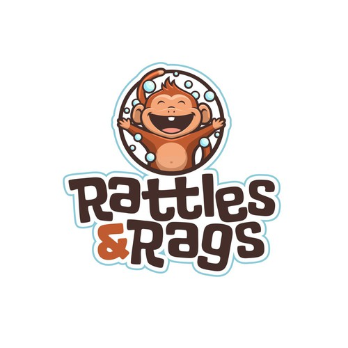 Playful Logo for Children's Product Store