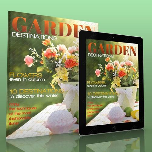 GARDEN destinations (magazine cover)
