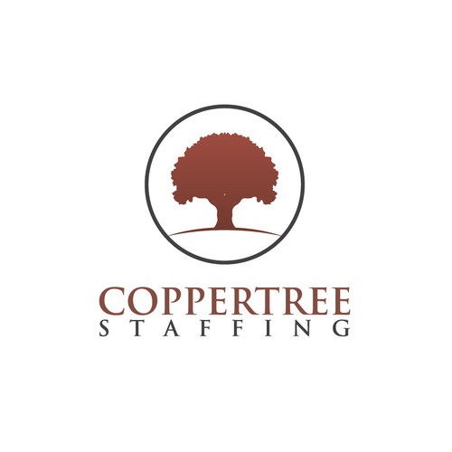 New logo for Coppertree Staffing