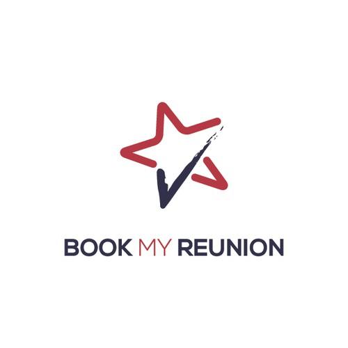 Create a winning logo for Book My Reunion