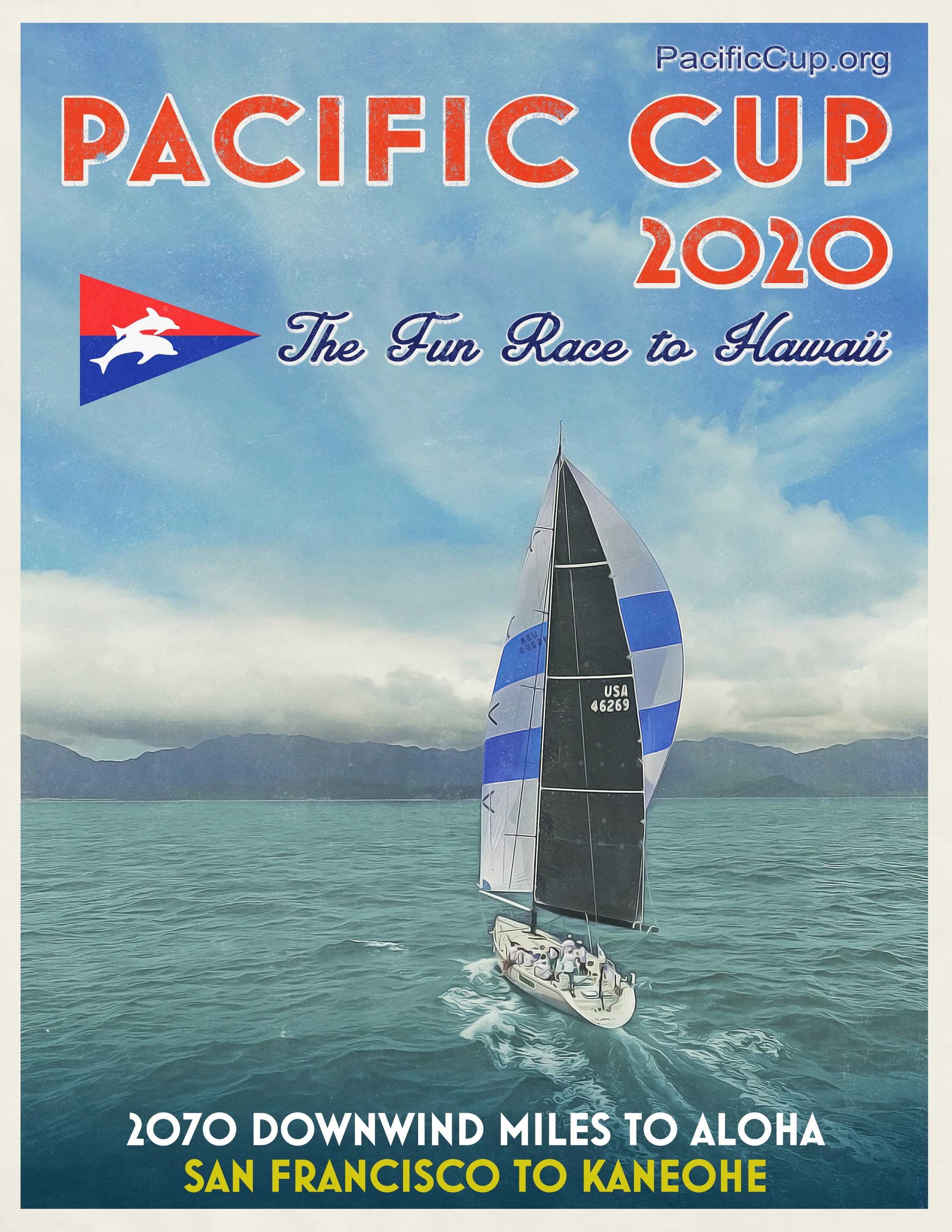 Pacific Cup Poster
