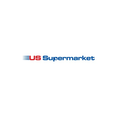 US Supermarket Logo