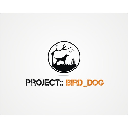 Create an Innovative Logo for Project::Bird_Dog