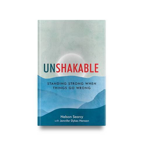 "Book cover for ""Unshakable"""