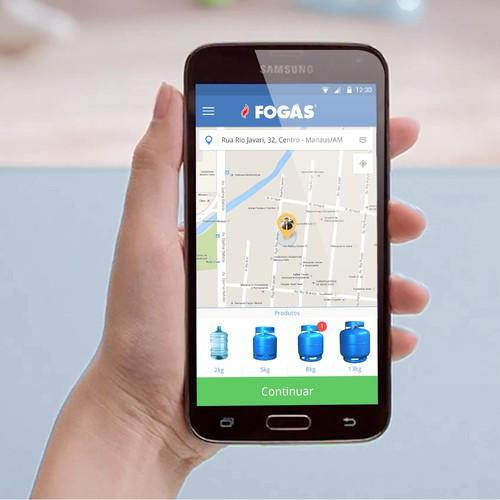 Fogas Mobile App