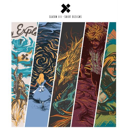 X-season III designs