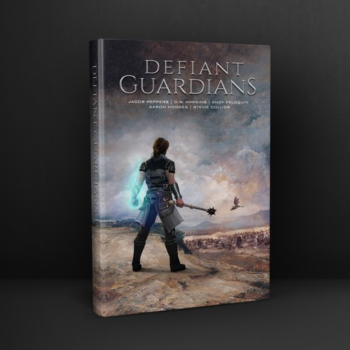 Book cover for DEFIANT GUARDIANS