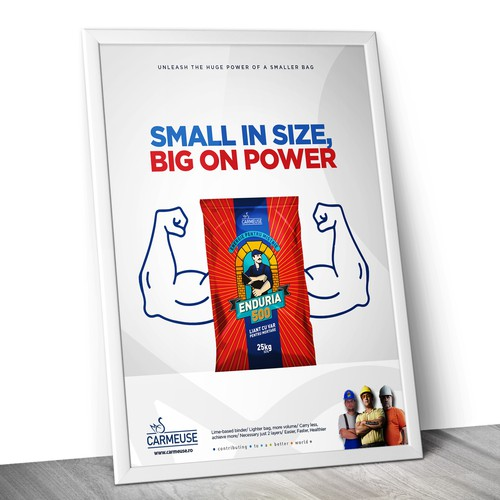 Small in size, Big on Power