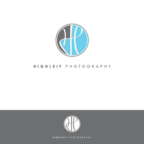 Logo for Highleif Photography