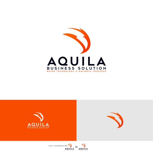Business solution Logo