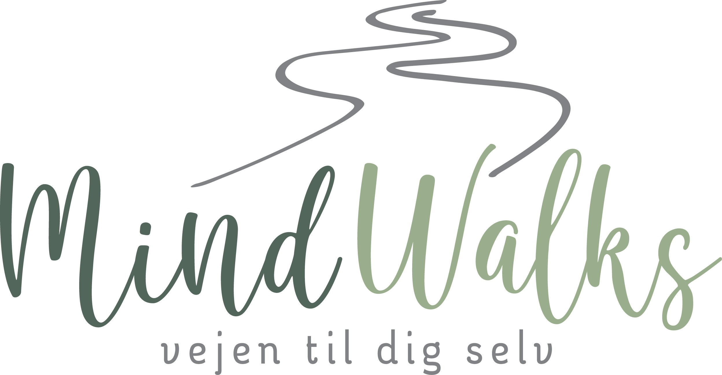 Logo for nature walks with personal development