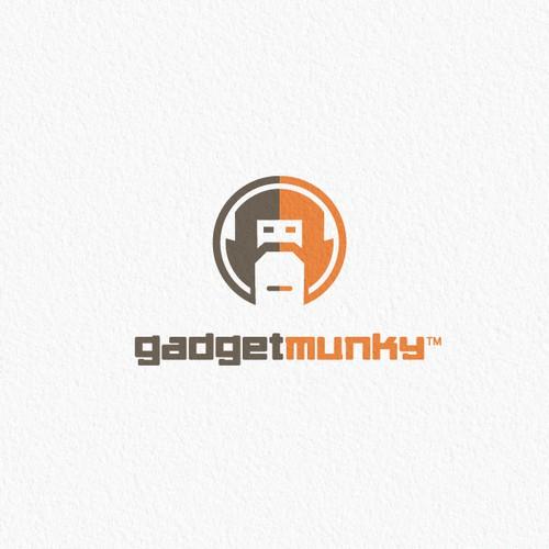 Logo for Gadget Munky