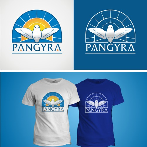 Create the next logo for PANGYRA