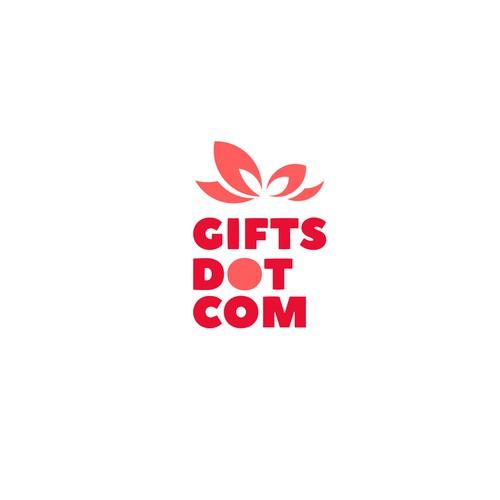 Logo concept for gift shop