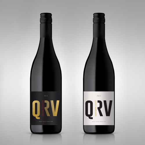 QRV Wine Labels