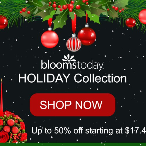 Holiday Ad Banner (Version 1)