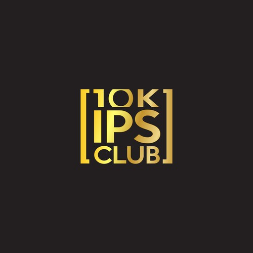Logo design for 10K IPS CLUB