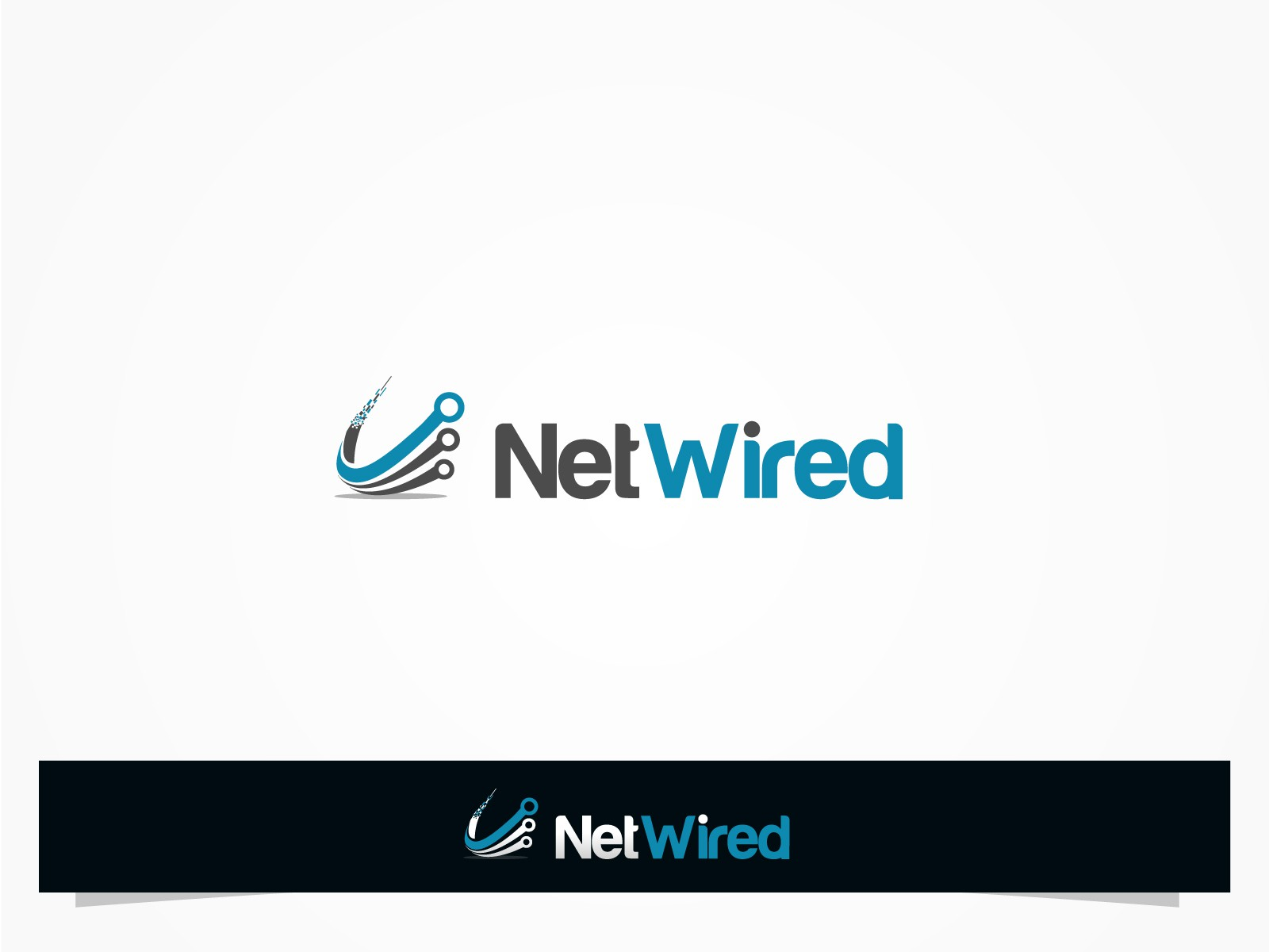 Create a Super Cool Winning Logo for Net Wired !