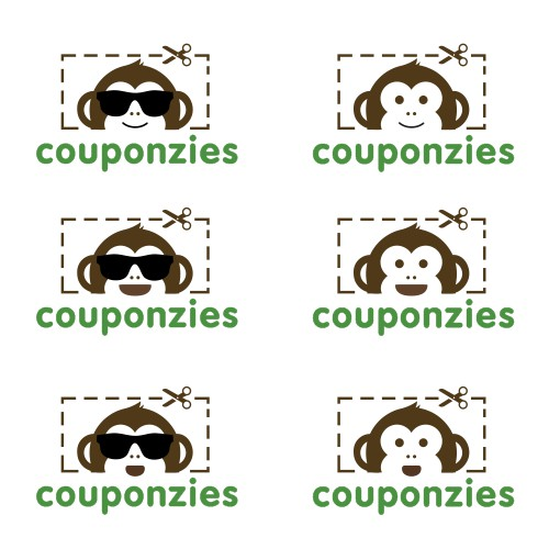 Create the next logo for Couponzies.com